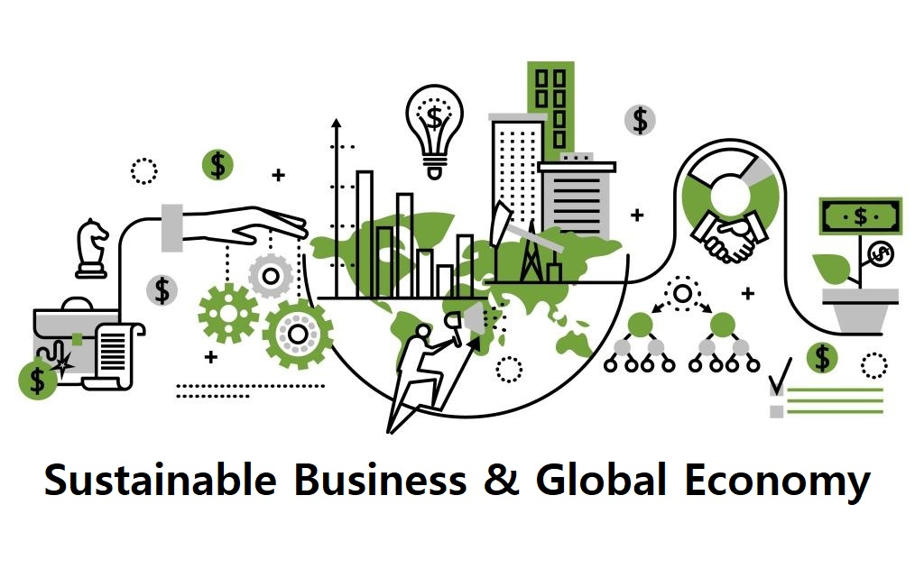 sustainable business and global economy