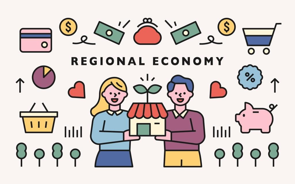 what is local economy
