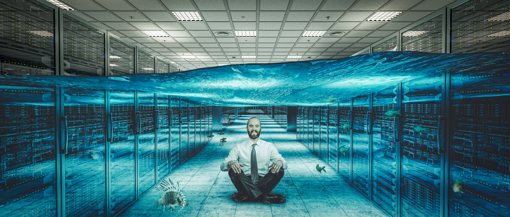 underwater data centers
